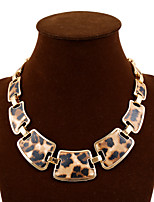 NEW Style Women's Eye-Catching Leopard Necklace Wedding/Party  1PCS