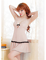 Women's Organza Robes/Ultra Sexy Cut Out Translucence Backless Lingerie/Nightwear