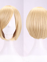 Cosplay Wig/New/Anime COS Short Blond Hair Wigs