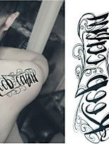 Keep Calm Tattoo Stickers Temporary Tattoos(1 Pc)