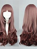 60cm Long Multi-Color Beautiful lolita wig Anime Wig