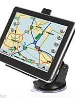 Lecteur DVD de voiture - Navigateur GPS - 800 x 480 - 7 pouces