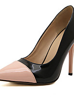 Women's Shoes Stiletto Heel Heels Pumps/Heels Outdoor Black/Yellow