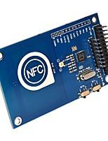 а, для Arduino 13,56 pn532 совместимый с малиновый пирог плате модуля считывателя карт НФК