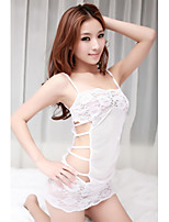 Woman Sexy Night Dress Hot Girl Lady Lingerie Costumes Cute Nightwear Sleepwear Pajamas With Underwear