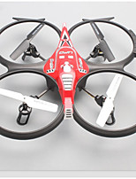 DFD F182 2.4G 4ch 6 Axis Gyro RC Quadcopter 360 Degree Eversion with 2.0Mp HD Camera