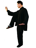 Smooth and Drape Suit for Chinese Kongfu -Taichi Boxing
