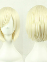 Cosplay Wig/New/Anime COS Light Blonde Hair Wigs
