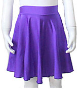 Nylon/Lycra Pull-on Ballet Dance Skirts More Colors for Girls and Ladies