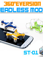 SEALS-ST-01 Mini Micro RC Quadcopter 6-AXIS  Hover, Headless mode, 3D EVERSION