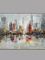 Abstract Oil Painting Hand-Painted Wall Art Other Artists FreeCloudArts Hand-Painted Oil Painting5434-1