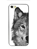 Pour iPhone 8 iPhone 8 Plus iPhone 7 iPhone 7 Plus iPhone 6 iPhone 6 Plus Coque iPhone 5 Etuis coque Motif Coque Arrière Coque Animal Dur