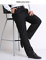 Men's Suits , Casual/Work/Formal/Plus Sizes Pure Polyester/Viscose
