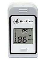 monitores de salud digital de oximetro de dedo de pulso de dedo oxímetro de pulso diente azul, la saturación de oxígeno en sangre spo2