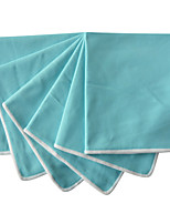 Sinland Microfiber Towels Jewelry Cleaning cloth Glasses Cleaning Cloths 16 Inch×16 Inch 6 Pack