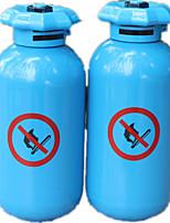 bottiglie di acqua - Ciclismo/Mountain bike/Bici da strada/Altro/Gear Bike Fixed/Ciclismo ricreativo Rosso/Blu/Giallo/Bianco
