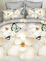 Lai Of Cosette's Creative 3 d Fashion Bedding Four Elegant Amorous Feelings