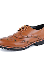 Men's Shoes Office & Career / Party & Evening / Casual Oxfords Black / Brown / White