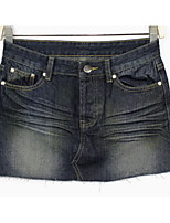 Women's Casual Skirts (Denim)