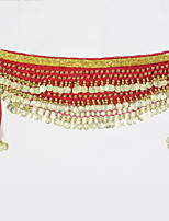 Girls  Belly Dance Waist Chain All Seasons Polyester Belts