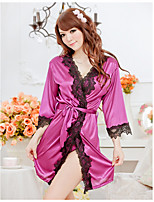 Women Robes/Ultra Sexy Nightwear , Polyester