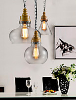 Chandeliers Mini Style Modern/Contemporary Living Room/Bedroom/Dining Room/Study Room/Office Metal