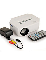 UNIC - ZHG-UC30 - Proyector de Home Cinema - 150 Lux - Lumens - WVGA (800x480) - LCD