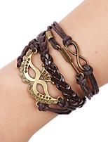 Women's Casual Cute Manual Braided Bracelet Fashion Individuality Bracelet  PS0127