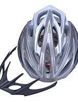 Capacete ( Como na Imagem , PC/Fibra de Carbono + EPS ) - Montanha/Estrada/Esportes - Unisexo 24 AberturasCiclismo/Ciclismo de