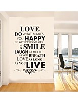 We Are Family Wall Art Home Decoration Quote Wall Decals Zooyoo8083 Diy Removable Vinyl Wall Stickers