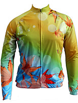 GGETMOVING® Women's/Sports Outdoor/Cycling/Cycling Jersey/Summer/Autumn/The Moisture Absorption and Perspiration
