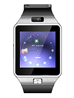 Winait® DZ09 Wearables Smart Watch , Bluetooth3.0 / Hands-Free Calls/Media Control/Camera /Passometer/MP4
