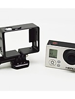 Standard Frame with Button for Gopro Hero3+/3