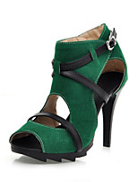 Women's Shoes Stiletto Heel Peep Toe Sandals More Colors available