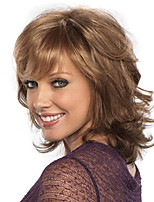 Fashionable Europe And The United States Hair Fleeciness Waves Synthetic Wigs Sale.