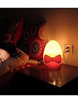 110-220v Save-Energy Golden Eggs Sound Sensor Light Animal Plush Night Light Toys