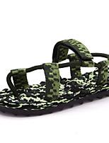 Men's Sandals Casual/Beach/Swimming pool Fashion Sandals Green
