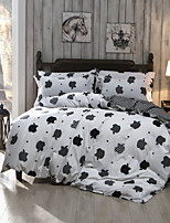 High Quality Soft Geometric Duvet Cover Set