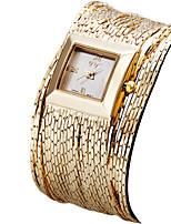 ASJ Women Fashion Watch Wrist watch Bracelet Watch Japanese Quartz Japanese Quartz Water Resistant / Water Proof Rose Gold Plated Band