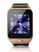 DGZ Smart bluetooth watch GV10 with camera bluetooth wristWatch SIM card Smartwatch for Android Smartphones