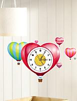 Модерн Домики Настенные часы,Прочее Прочее 400*616mm В помещении Часы