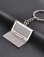 Wedding Keychain Favor [ Pack of 1Piece ] Non-personalised with Key Chain Model Of Laptop Computer