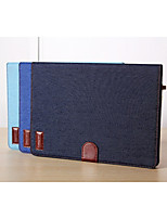 Smart Stand Jean Case with Pouches for iPad 2/3/4(Assorted Colors)