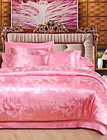 jacquard de algodão 4 peças série do casamento 1.5m-1.8m cama / 2.0m conjunto de cama cama oco dias yuxin® completo