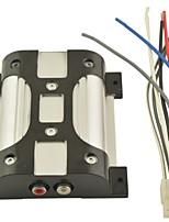 H201 bil auto diskant til rca port høj lav forstærker konverter audio filter