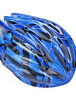 Casque ( Bleu , PC/Fibre de Carbone + EPS )-de Unisexe - pentru Cyclisme/Cyclisme en Montagne/Cyclisme sur Route/Cyclotourisme