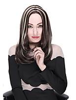 22 Inch Fashion Women Heat Resistant Fiber Synthetic Wig