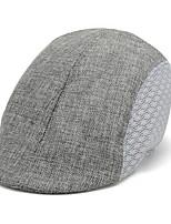 Breathable Linen Ivy Cap