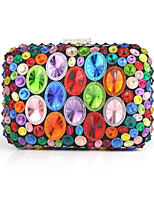 Women Formal/Event/Party Aleck diamond Without Zipper Crossbody & Messenger/Clutches/Evening Bags/Wallets/Coin Purses