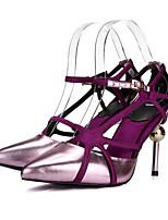 Chaussures de mariage - Violet - Mariage / Soirée & Evénement - Talons / Bout Pointu / Bout Fermé - Talons - Homme